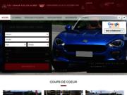 Fiat Marseille :  vente voiture neuf et d'occassion