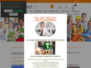 screenshot http://www.fichiers-des-professionnels.fr/ www.fichiers-des-professionnels.fr
