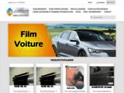 screenshot http://www.film-adhesif.com/ Film-Adhesif.com
