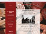 screenshot http://fitiavana.fr fitiavana gospel choir