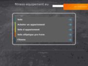 Fitness equipement. Appareil fitness