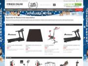 Fitness Online : Appareil fitness, DVD, vêtements