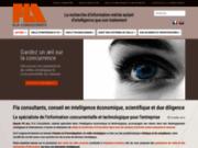 Fla Consultants spécialiste de la recherche d'information