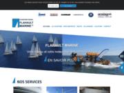 screenshot http://www.flahault-marine.com remorques bateaux mecanorem