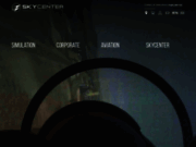 screenshot http://flightadventures.fr Simulateur de vol