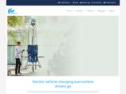 Stations de recharge pour véhicules éléctriques