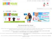 Floc House - Vêtements et accesoires personnalsiés