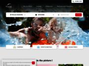 screenshot https://www.florealgroup.be/ Séjours en Belgique et en France