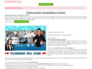 screenshot http://www.florence-dumortier-communication.fr/ fd communication communication et relooking lille