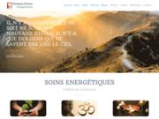 screenshot http://www.florence-poirier-energeticienne.com/ site