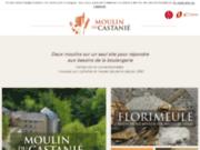 screenshot http://www.florimeule.fr florimeule - farine biologique, minoterie marty
