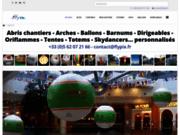Création de site web dans le Gers