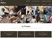 screenshot http://www.fnepsa.fr/ fédération nationale d'experts en art