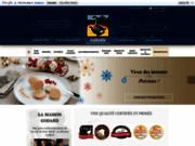 screenshot http://www.foie-gras-godard.fr/ foie gras godard : foie gras et truffes