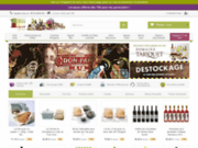 screenshot http://www.foie-gras-sarlat.com le cellier du périgord à sarlat