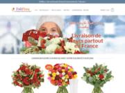 Foliflora : Envoyer un bouquet de fleurs à domicile
