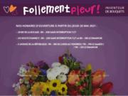 Follement Fleur - livraison de fleurs