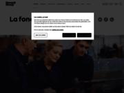 screenshot http://www.fondation.renault.com : bourse étude avec la fondation renault