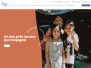 screenshot http://www.fondationcaritasfrance.org fondation caritas france