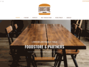 Site officiel de FoodStore & Partners