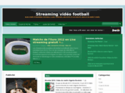 screenshot http://football.pubannuaire.com/index.php/ blog football vidéo
