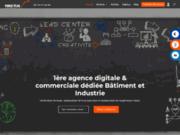 screenshot http://www.forceplus.fr/ force plus : externalisation commerciale