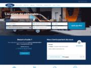 Ford rent.fr : la location utilitaire en toute simplicité