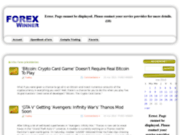 La référence du forex en ligne