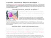 Forfait-mobile.eu, le comparateur d'abonnements pour téléphone portable
