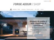 Forge Adour à Bayonne, poêles, cheminées, cuisinières