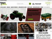 Forges&Jardins : vente d'outils pour le jardinage