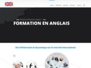 screenshot http://www.formation-anglais-lyon.com formation professionnelle en anglais sur lyon
