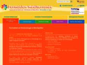 screenshot http://www.formation-mediterranee.fr/ centre de formation aux techniques de bien-être