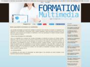 Formation multimédia Ile de France, Paris, Lyon - Formation multimédia en entreprise