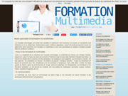 screenshot http://www.formation-multimedia.eu formation multimédia