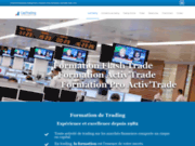 Cap Trading, formation au trading en présence sur Paris et Toulouse