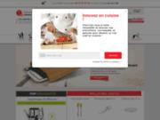 screenshot http://www.fortunat.fr ustensiles et accessoires de cuisine