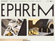 screenshot http://www.four-ephrem.com/ ephrem distribution