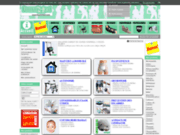 screenshot http://www.fournimed.com fournimed le materiel medical du web