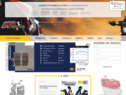 FP Moto - vente de pièces et accessoires moto