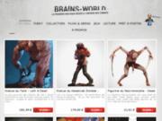 Brains World, zombies addict