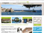 Hôtel à Collioure 2 étoiles - Le Mas des Citronniers