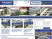 screenshot http://www.frabat.com agence immobiliere massy de vente d'appartement