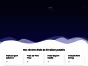 screenshot http://www.frais-de-livraison.com/ frais de livraison gratuits