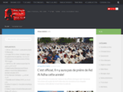 screenshot http://www.fraja-maroc.net Fraja maroc