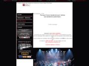 screenshot http://www.france-banderole.fr banderole publicitaire