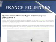 France Eoliennes,  Produisez votre energie