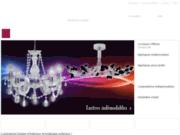 screenshot http://www.france-luminaires.com france luminaires