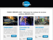 Comparateur en ligne de MMORPG 2015