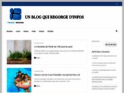 Régions de France : portail web
